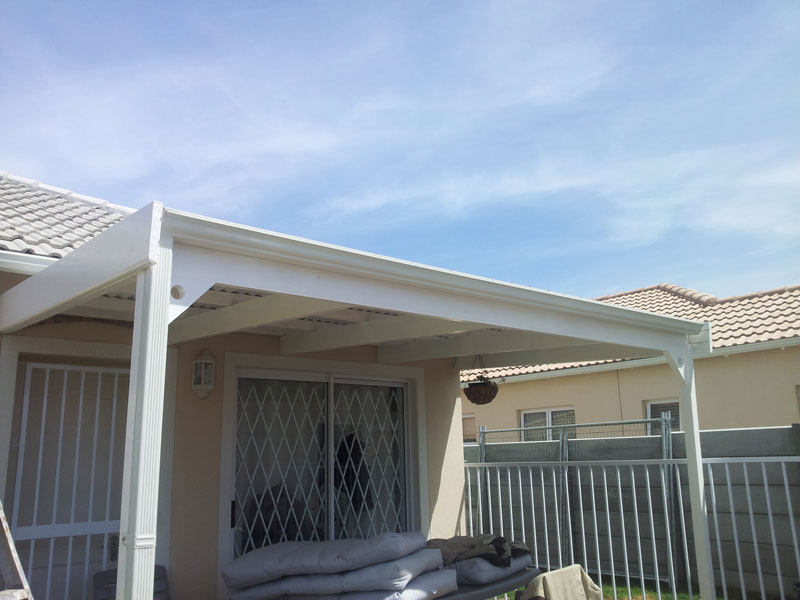 Patio Shade Port