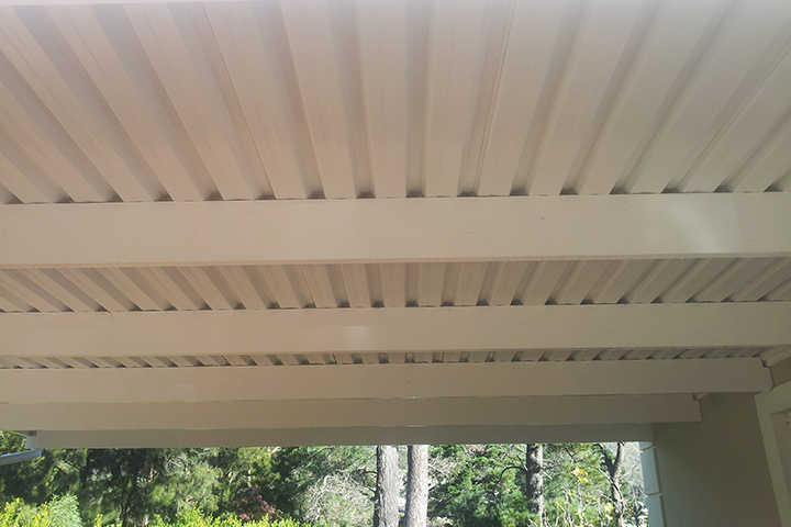 Steel Frame Carport
